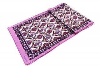 トルコ製 オリジナルシルクスカーフ シルク100% ーID S102−4