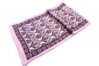 トルコ製 オリジナルシルクスカーフ シルク100% ーID S102−5