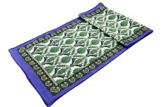 トルコ製 オリジナルシルクスカーフ シルク100% ーID S102−8