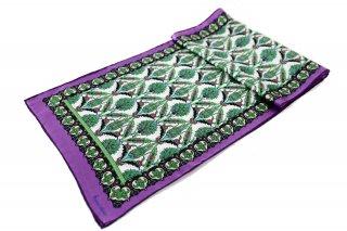 トルコ製 オリジナルシルクスカーフ シルク100% ーID S102−12