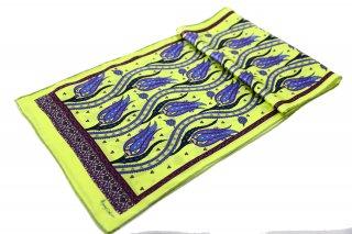 トルコ製 オリジナルシルクスカーフ シルク100% ーID S103−8