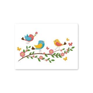マウスパッド(小鳥)