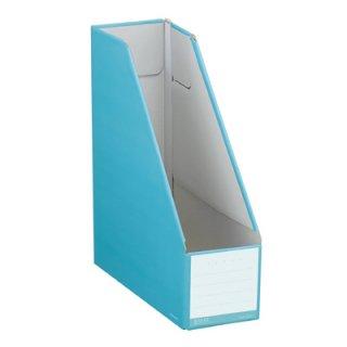 コクヨ NEOS ネオス ファイルボックススタンドタイプ ターコイズブルー フ-NEL450B