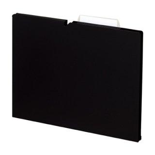 コクヨ NEOS ネオス 個別フォルダー PP製A4マチ15mm 10枚パック ブラック A4P-NEF15DX10