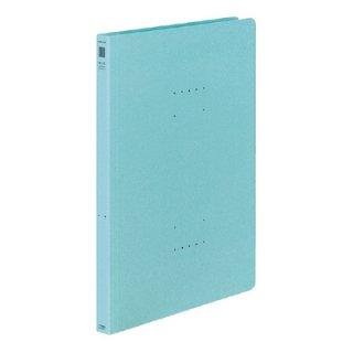 コクヨ NEOS ネオス フラットファイル A4縦 15mmとじ ターコイズブルー フ-NE10B 10冊パック