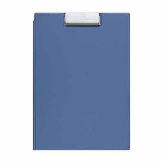 コクヨ クリップホルダー A4 カバー付き用箋挟 青 ヨハ-50NB