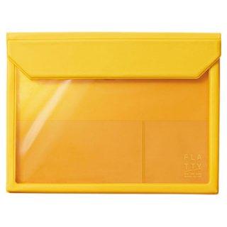 キングジム かさばらないバッグインバッグA5サイズ FLATTY フラッティ 5364