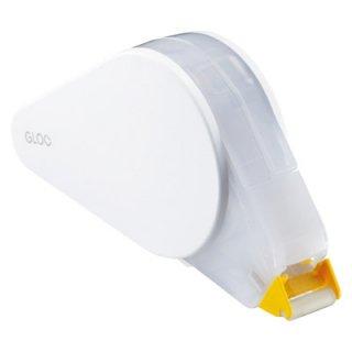 コクヨ GLOO グルー テープのり 貼ってはがせる・本体 M タ-GM401-08