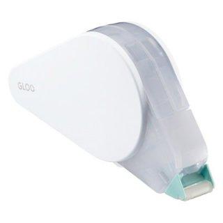コクヨ GLOO グルー テープのり 貼り直しできる・本体 M タ-GM402-08