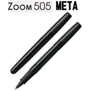 トンボ鉛筆 水性ボールペン ZOOM505 META BW-LZB