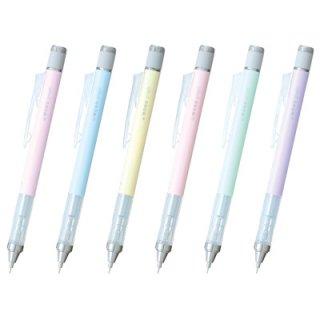 トンボ鉛筆 シャープペン モノグラフ パステルカラー DPA-136