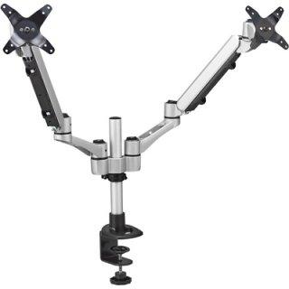 キングジム モニターアーム 2面タイプ ARM220