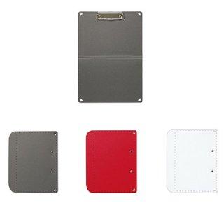 プラス A5 サイズにおりたためる A4 クリップボード+ FL-502CP