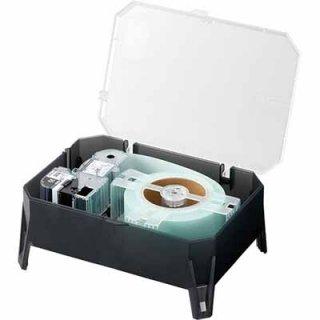 キングジム テプラ PRO 50mm幅 EXロングテープカートリッジケース付き 白 SS50K-EX