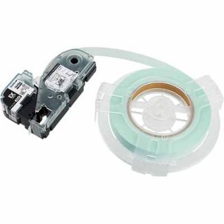 キングジム テプラ PRO 18mm幅 詰替用EXロングテープ 白 SS18K-EXR
