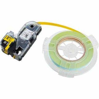 キングジム テプラ PRO 12mm幅 詰替用EXロングテープ 黄 SC12Y-EXR