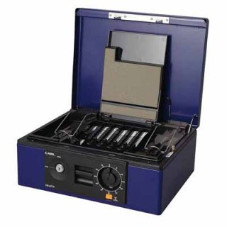 カール キャッシュボックス A4サイズ CB-8770
