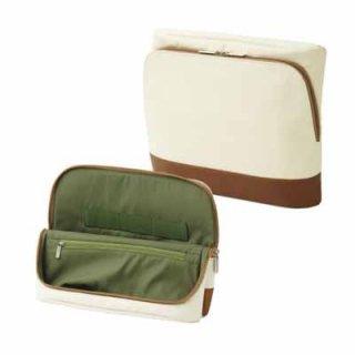 ソニック スマスタ キャンバス地 タブレット立つバッグインバッグ UT-4042