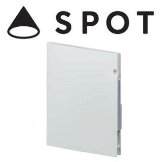 キングジム SPOT スポット ハルファイル スタンダード A4変形 KSP5011