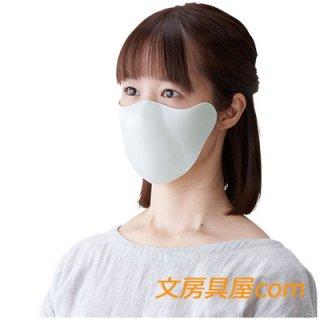 キングジム ひもなしマスク 2枚入 KMA20
