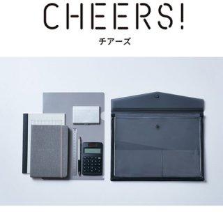 キングジム CHEERS! チアーズ バッグインバッグ A4 CH5366T