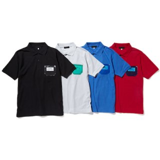 <img class='new_mark_img1' src='https://img.shop-pro.jp/img/new/icons41.gif' style='border:none;display:inline;margin:0px;padding:0px;width:auto;' />PVC pocket polo shirt