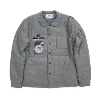 <img class='new_mark_img1' src='https://img.shop-pro.jp/img/new/icons41.gif' style='border:none;display:inline;margin:0px;padding:0px;width:auto;' />quilted shirt jacket(Marx:R)