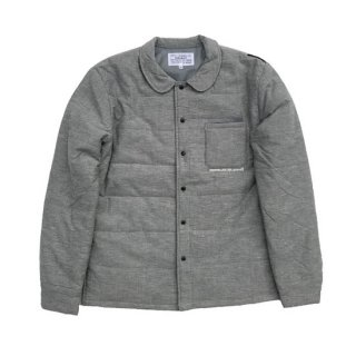 <img class='new_mark_img1' src='https://img.shop-pro.jp/img/new/icons41.gif' style='border:none;display:inline;margin:0px;padding:0px;width:auto;' />quilted shirt jacket( Marx:L)