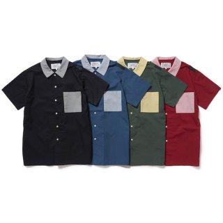 flat collar shirt