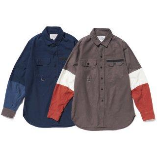 flannel work shirt