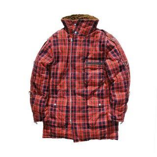tartan slingmaster jacket