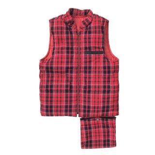 inside-out waistcoat
