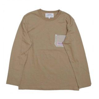 PVC pocket L/S Tshirt