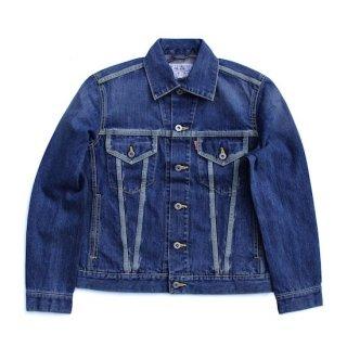 bleach line jean jacket