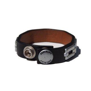 chain studs wristband