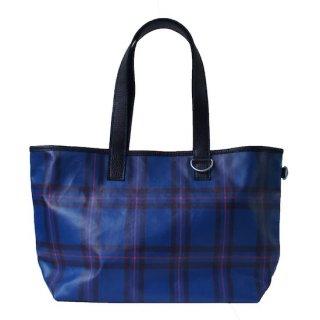 tartan tote bag (middle)