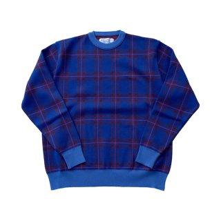 tartan jumper