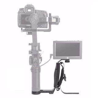 Zhiyun Mini Dual Grip スタビライザ—用ミニデュアルグリップ 照明やモニタリングに