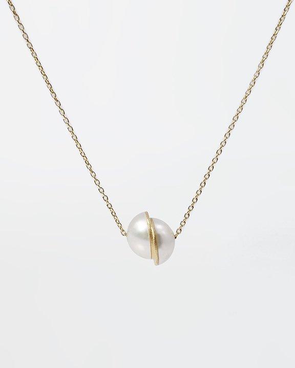 DIVIDE Necklace / Slide + 1mm