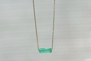 Emerald Top Necklace