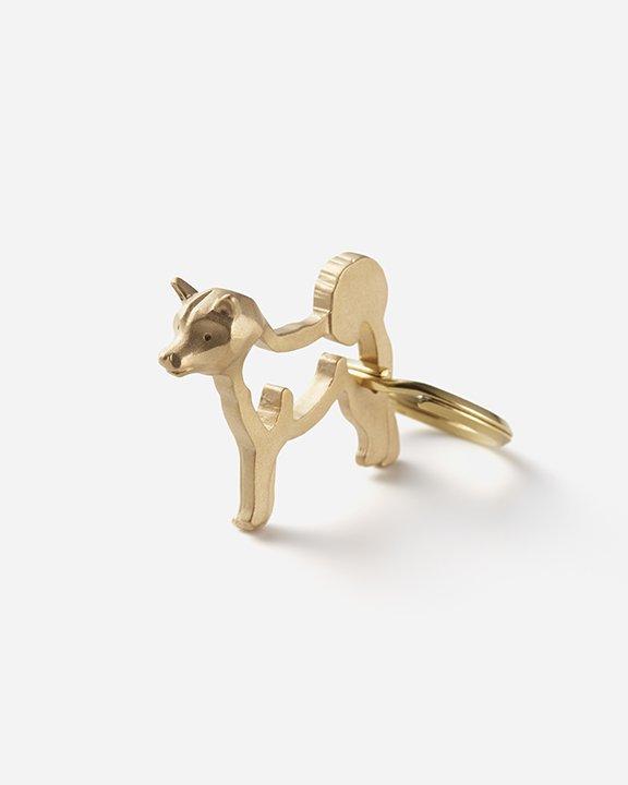 Shiba (柴犬)  Key Ring