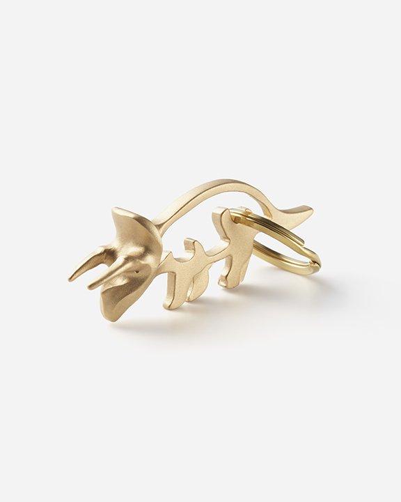 Tricera(トリケラ)  Key Ring