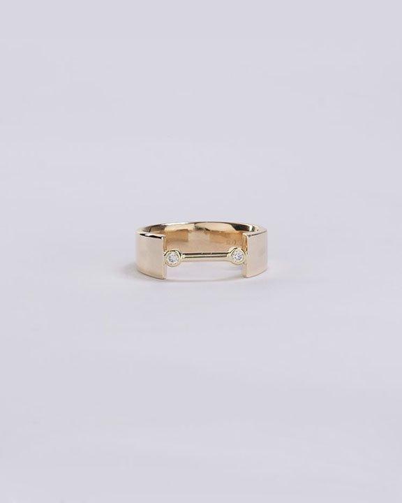 SEN diamond  Ring