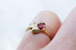Mineral ring スピネル