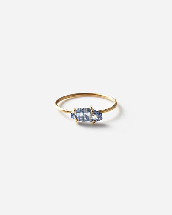 Sapphire Crystal Gem Ring
