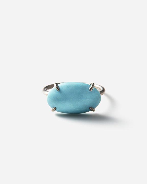 Turquoise Gem Ring | ターコイズ リング
