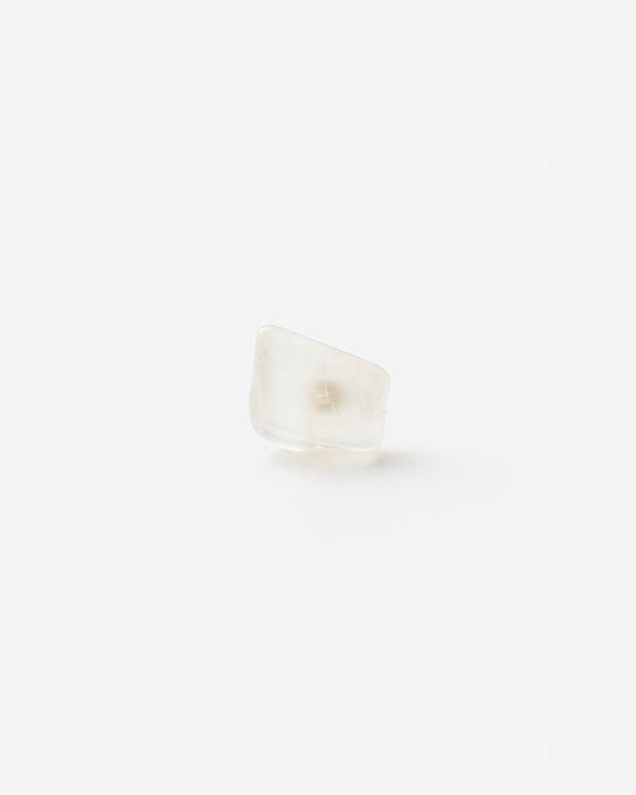 Moonstone Rock Earring