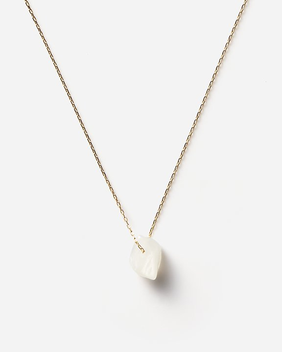 Moonstone Top Necklace