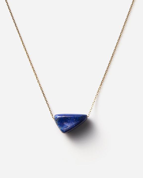 Lapis Lazuli Top Necklace | ラピスラズリ ネックレス