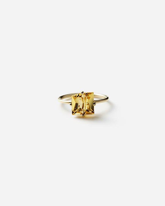 KLAR Golden Beryl Ring   ゴールデンベリル リング